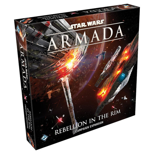 Star Wars SW Armada: Rebellion in the Rim Campaign Expansion