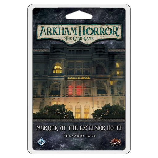 Arkham Horror LCG: Murder at the Excelsior Hotel Card Game Deck (Pre-order)