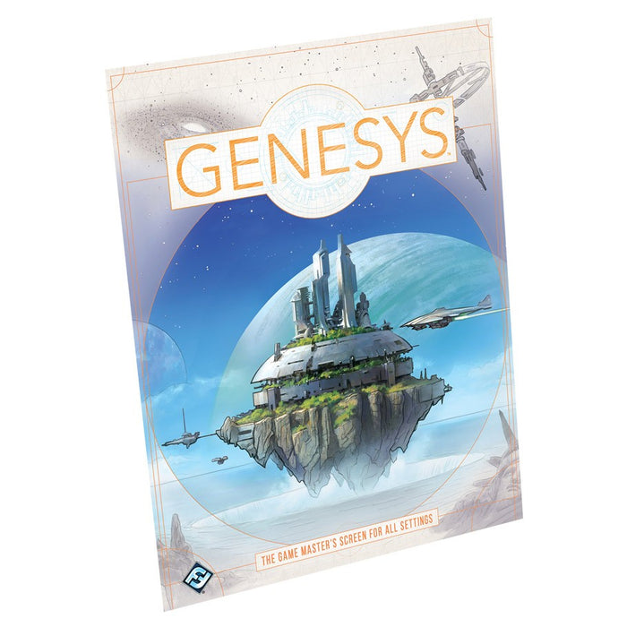 Genesys: Game Master's Screen Board Game