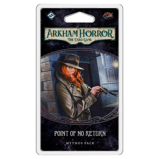 Arkham Horror LCG: Point of No Return Mythos Pack Card Game Deck (Pre-order)