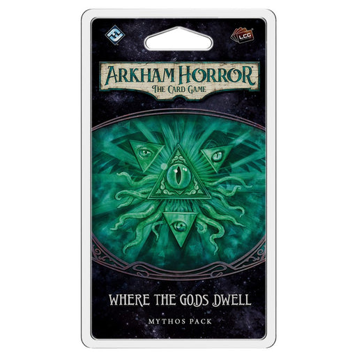 Arkham Horror: LCG: Where the Gods Dwell Card Game (Pre-order)