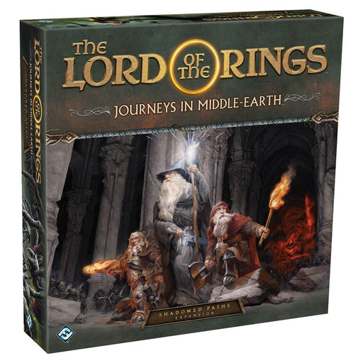 Lord Of The Rings LOTR JME: Shadowed Paths Expansion Board Game