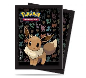 Pokemon Eevee Character Sleeves 65CT