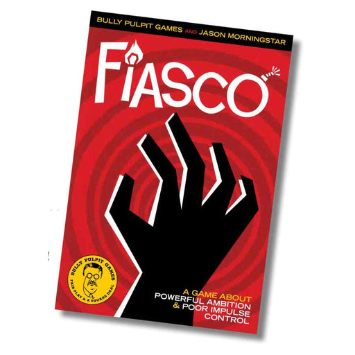 Fiasco Box Edition Role Playing Game