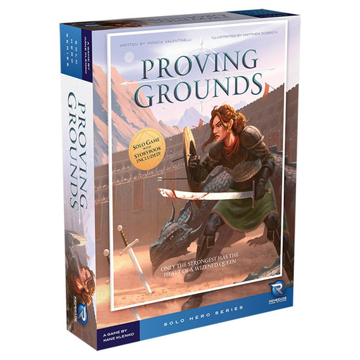 Proving Grounds Board Game (Pre-order)