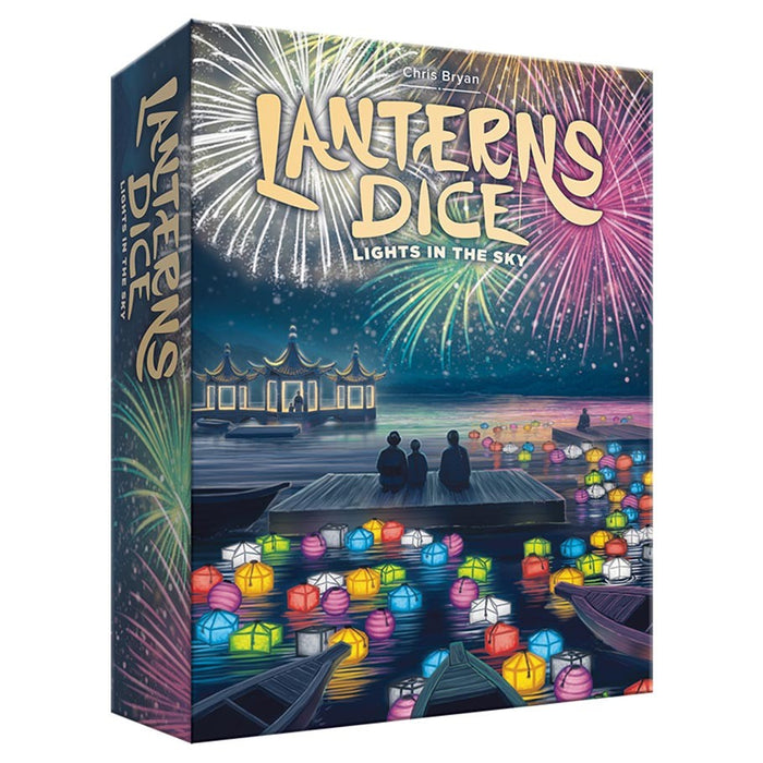 Lanterns Dice: Lights in the Sky Board Game