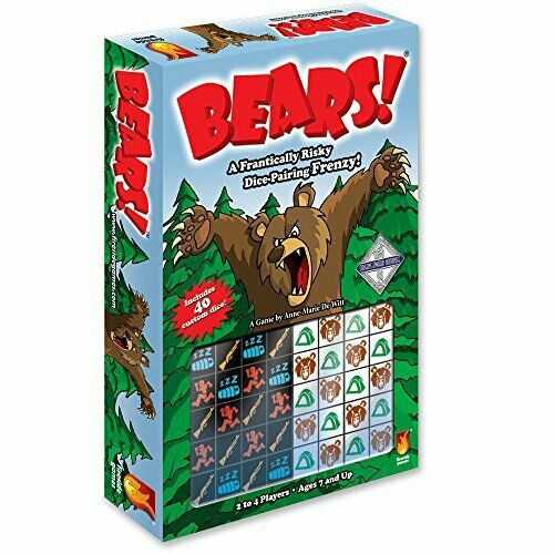 Bears! 2nd Edition Boxed Board Game