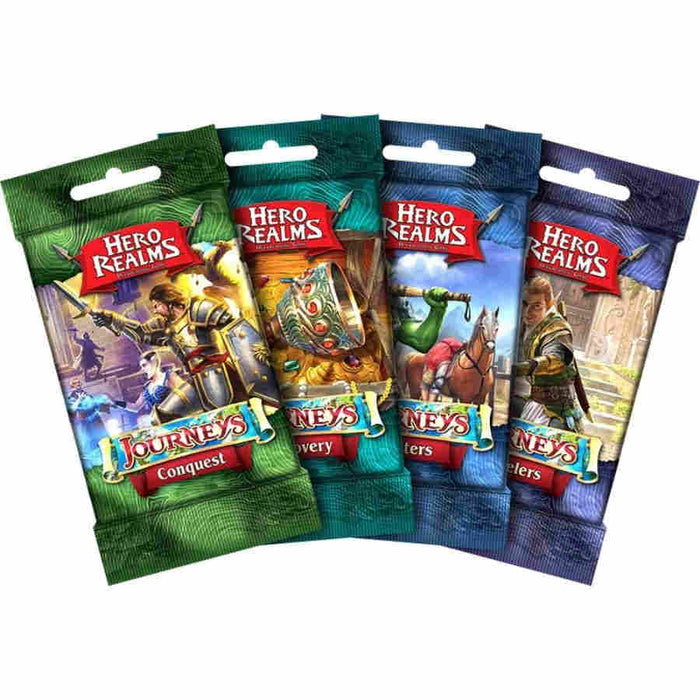 Hero Realms: Journeys Travelers Card Pack Expansion Board Game