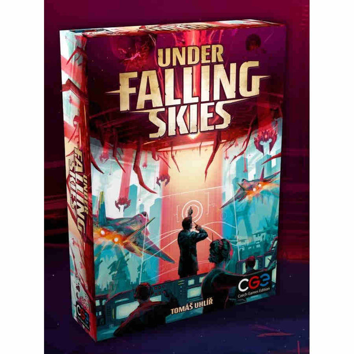 Under Falling Skies Board Game (Pre-order)