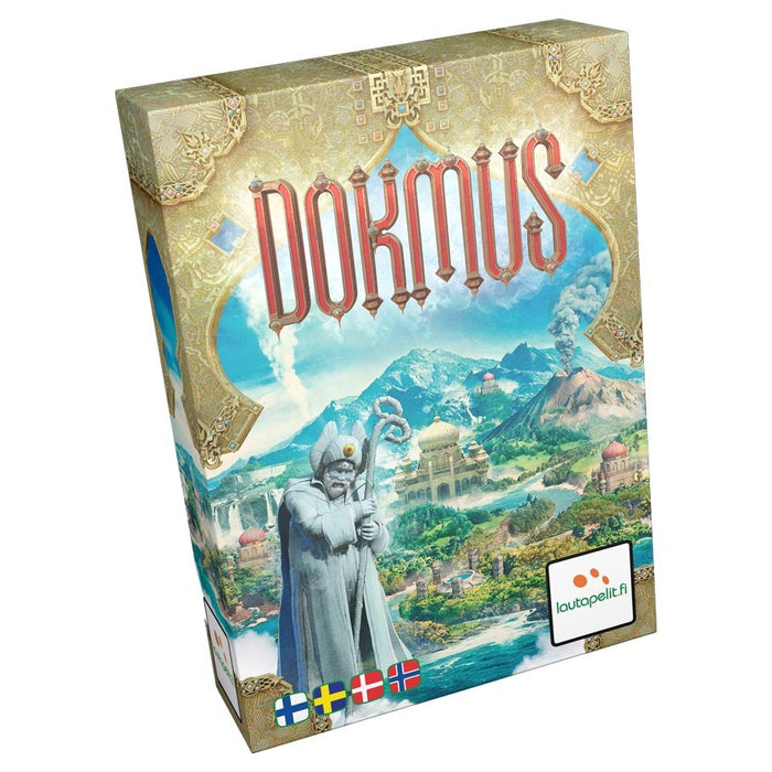 Dokmus Board Game