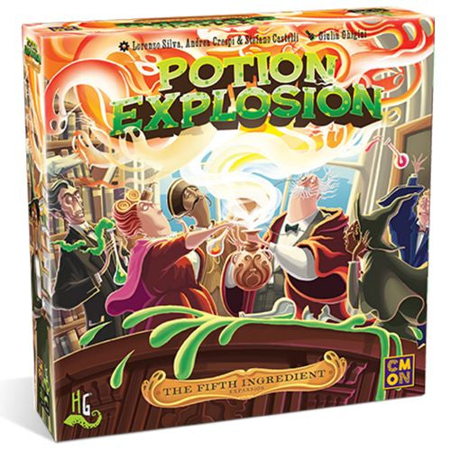 Potion Explosion: The Fifth Ingredient Board Game (Pre-Order)