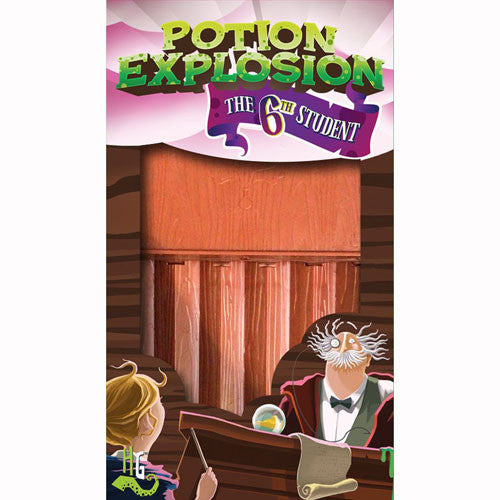 Potion Explosion: The 6th Student Board Game (Pre-order) Jan 2021