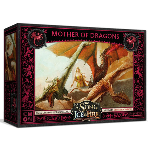 A Song of Ice and Fire: Mother of Dragons Miniatures
