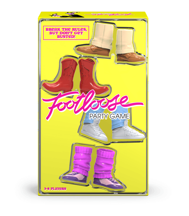 Footloose Funko Board Game