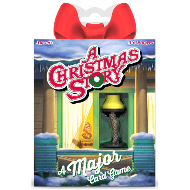A Christmas Story: A Major Card Game - Board Game