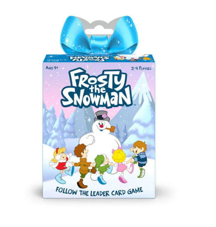 Frosty The Snowman Card Game - Funko Board Game