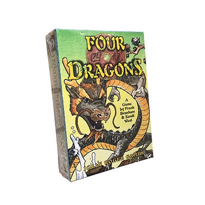 Four Dragons Board Game