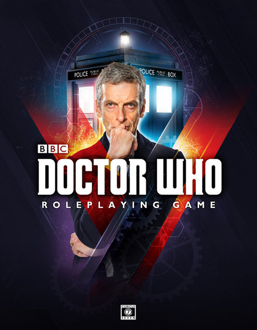 Doctor Who RPG: Core Rulebook