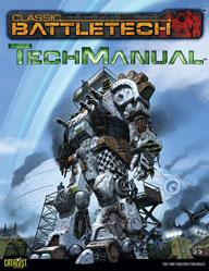 Classic Battletech Techmanual RPG Book