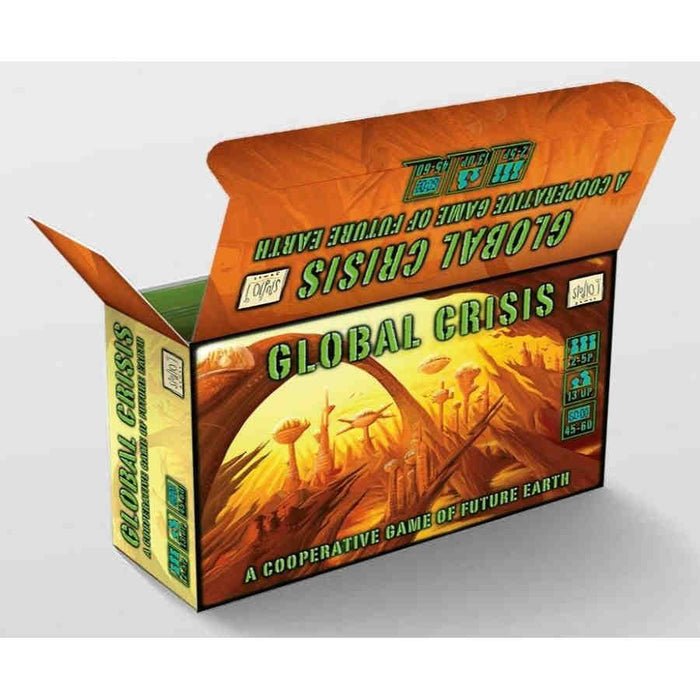Global Crisis: A Cooperative Game of Future Earth (Pre-order)