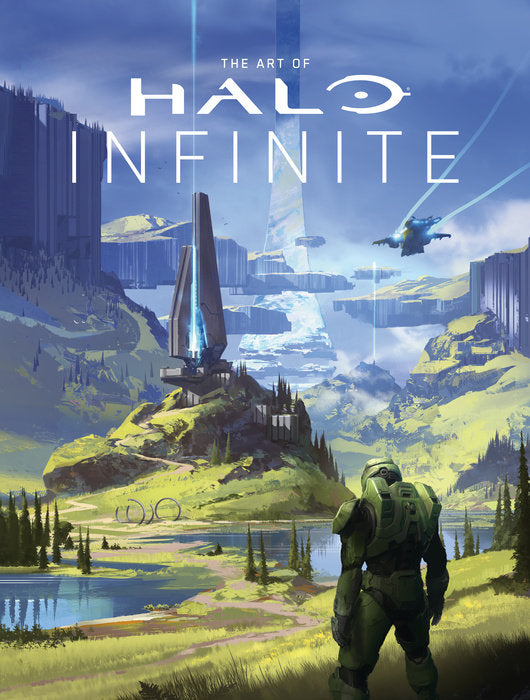 The Art of Halo Infinite HC (Limited Edition) Art Book (Pre-order) Jun 2021