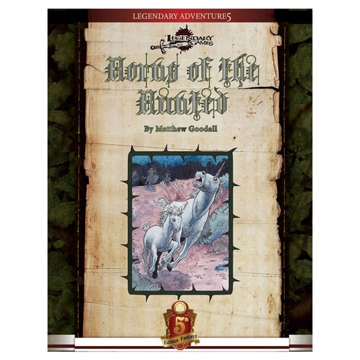 D&D 5E: Horns of the Hunted Board Game