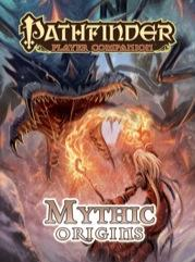 Pathfinder: Player Companion: Mythic Origins RPG Book
