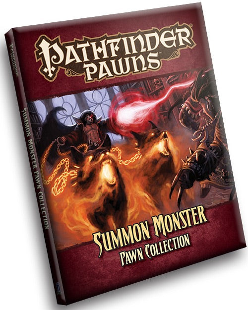 Pathfinder Pawns: Summon Monster Pawn Collection Book