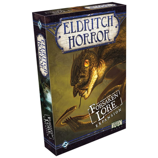 Eldritch Horror: Forsaken Lore Expansion Board Game