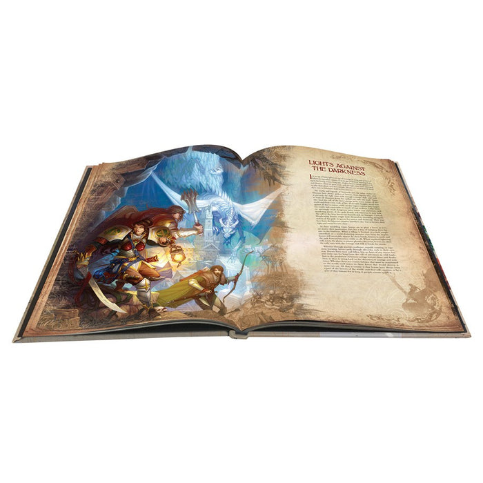 Genesys: Realms of Terrinoth Board Game
