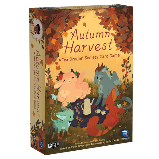 Autumn Harvest: Tea Dragon Society - Board Game (Pre-order)