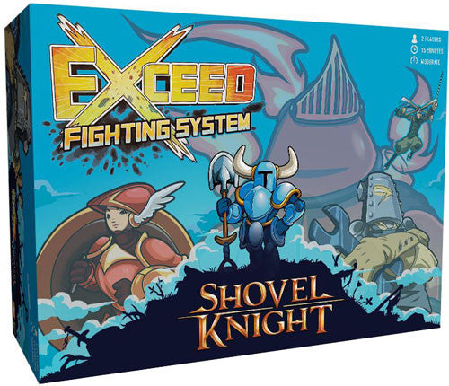 Exceed: Shovel Knight - Hope Box Board Game