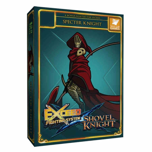 Exceed: Spectral Knight Board Game