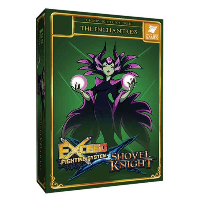 Exceed: Shovel Knight The Enchantress Board Game