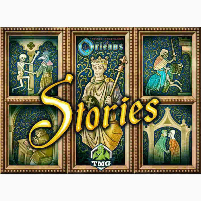 Orleans Stories Board Game