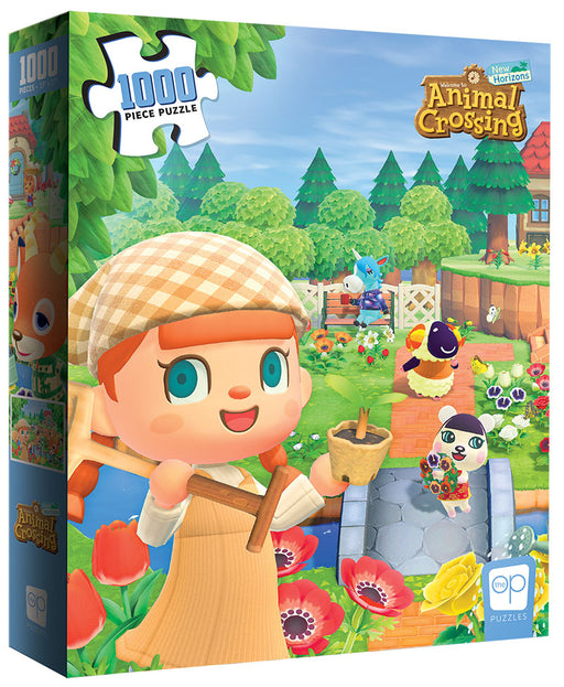 Animal Crossing: New Horizons 1000 Piece Puzzle