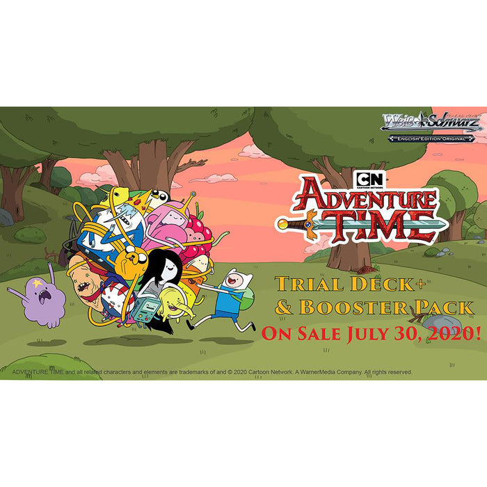 Weiss Schwarz: Adventure Time - English Booster Box