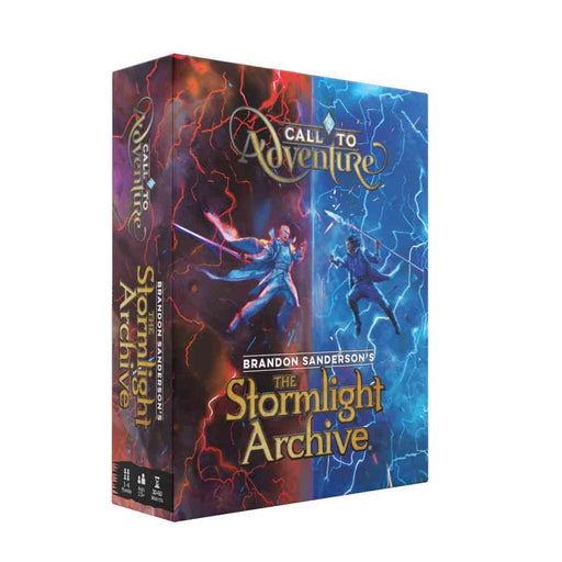 Call to Adventure: The Stormlight Archive - Board Game
