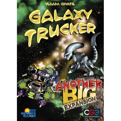 Galaxy Trucker: Another Big Expansion Board Game