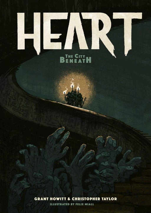 Heart: Quickstart Edition RPG Book (Pre-order)