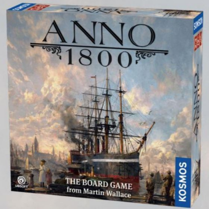 Anno 1800 Board Game (Pre-order) May 2021