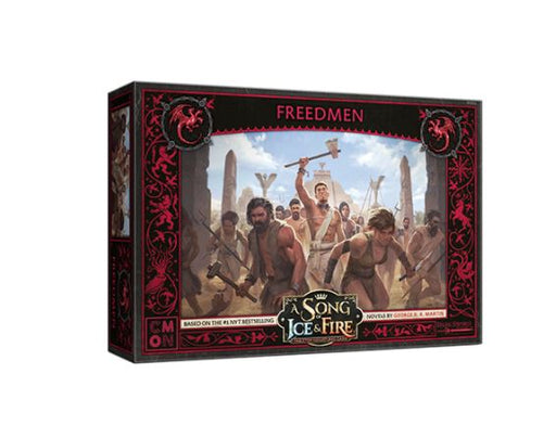 A Song of Ice and Fire: Freedmen Miniatures (Pre-order) May 2021