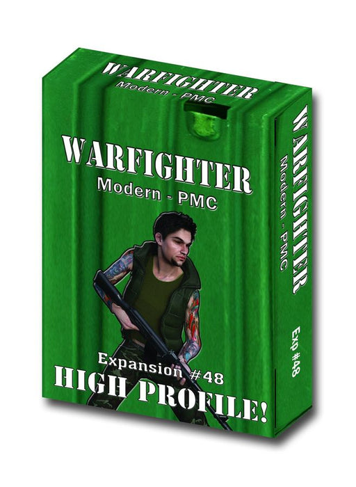 Warfighter: Modern PMC Expansion #48 Easy Money Board Game