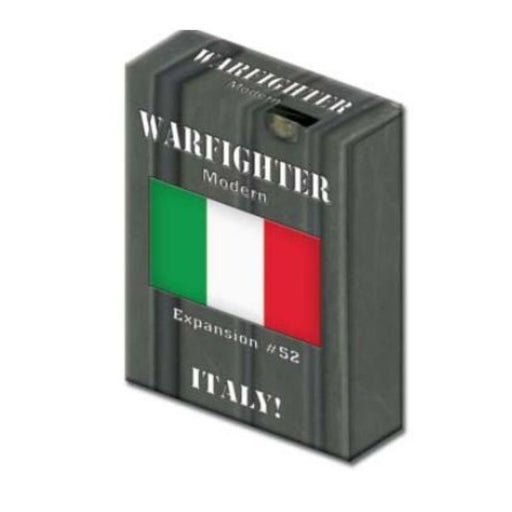 Warfighter: Modern Expansion #52 Italy Board Game (Pre-order)
