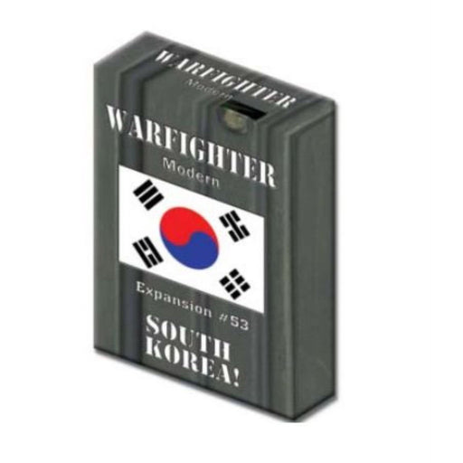 Warfighter: Modern Expansion #53 SOUTH KOREA Board Game (Pre-order)