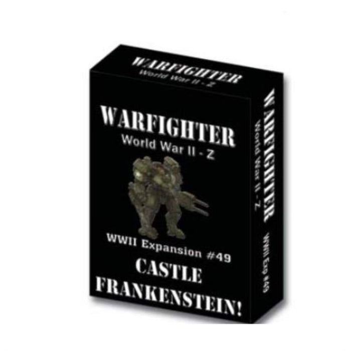 Warfighter: World War II Expansion #49 Castle Frankenstein Board Game (Pre-order)