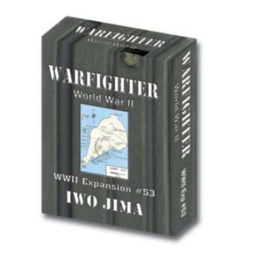 Warfighter: Modern Expansion #53 53 IWO JIMA Board Game