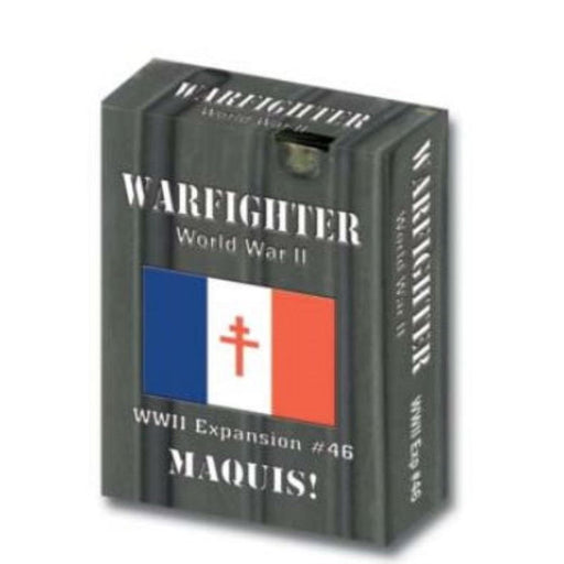 Warfighter: Modern Daytime Expansion #46 MARQUIS Board Game