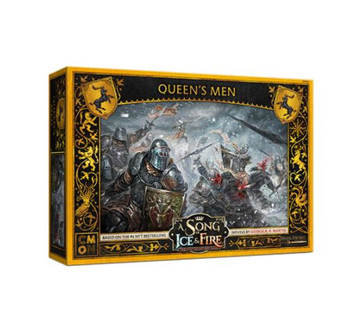 A Song of Ice and Fire: Baratheon Queen's Men Miniatures (Pre-order) May 2021