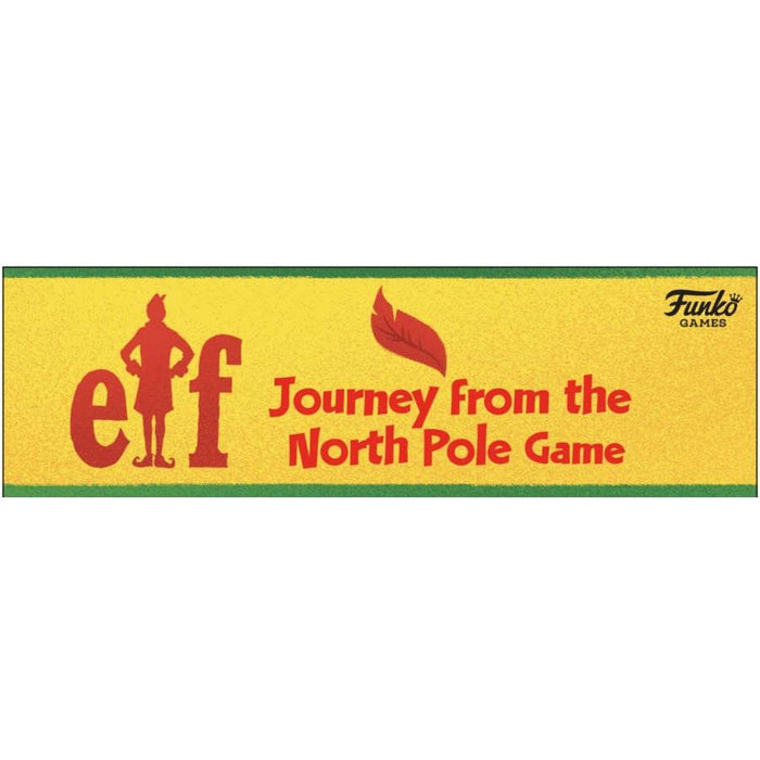 Elf: Journey to the North Pole - Funko Board Game (Pre-order)